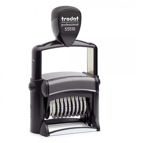 Trodat Professional Ziffernbänderstempel 55510