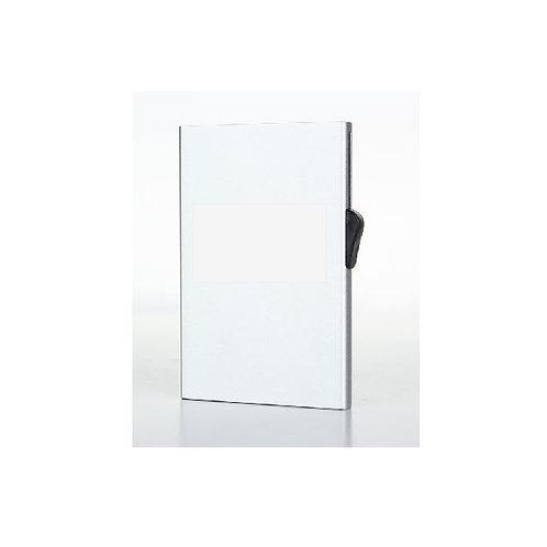 Cardprotector Silber RFID