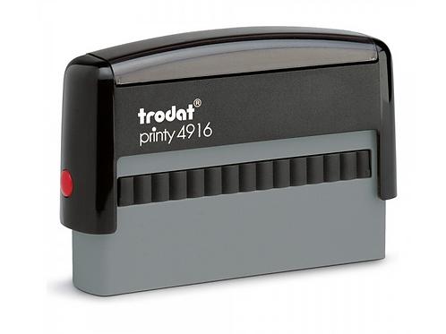 Trodat Printy 4916 - Textstempel