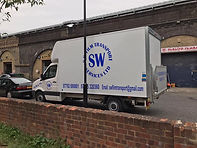 Our VW Crafter Luton Van