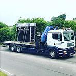 Our MAN HIAB Truck