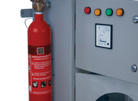 Micro Environment Fire Protection for Macro Safety