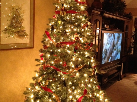 Fire safety during Christmas season