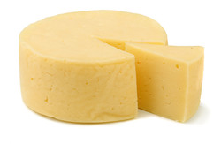Wheel of Traditional Cheese