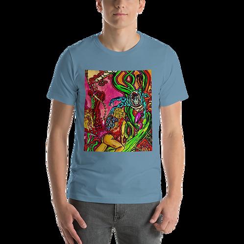 PSI WARZ Short-Sleeve Unisex T-Shirt