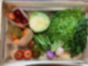 Panier fruits et légumes 4_15euros