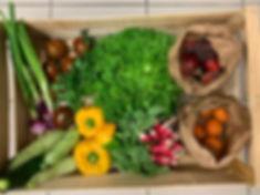 Panier fruits et légumes 3_15euros