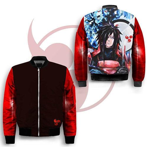 Uchiha Madara Special Design Winter Jacket By Yugan