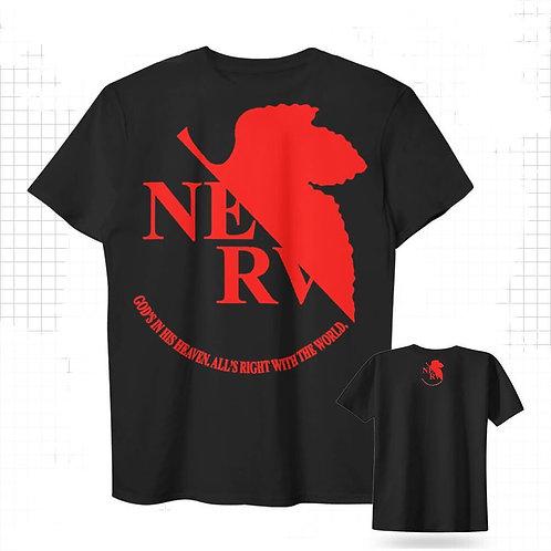EVA Neon Genesis Evangelion Logo 新世紀エヴァンゲリオン T-Shirt