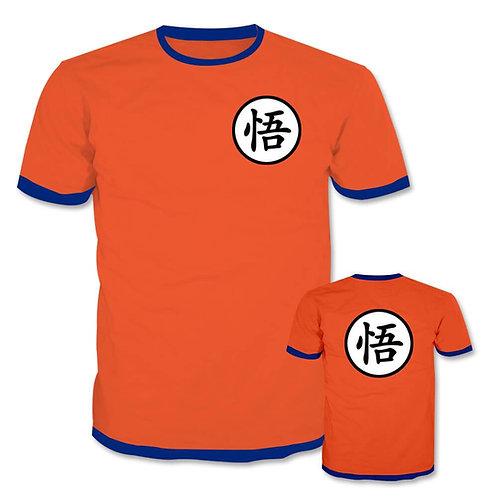 Dragon Ball Wukong Anime Whole Print Oem T-shirt