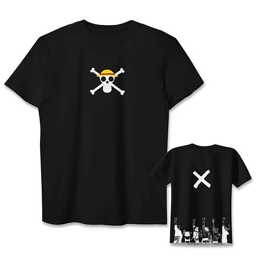 One Piece Raise Hand High quality Oem T-shirt