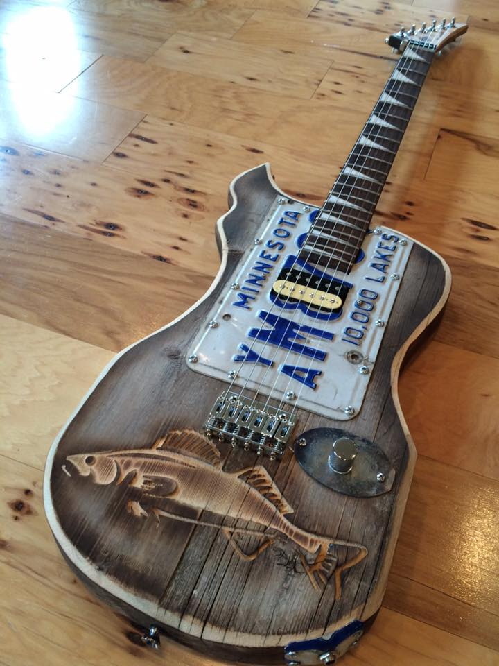 Beau Theige Custom Guitars