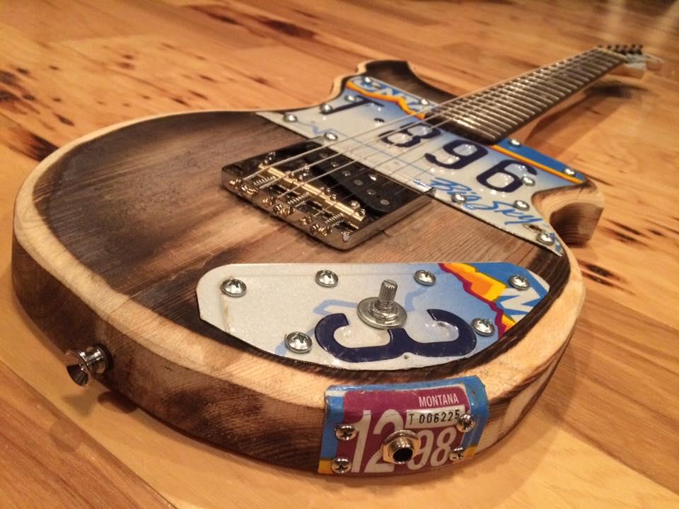 six string barnwood