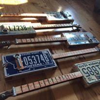plate guitars