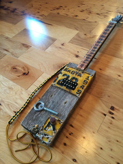 Beau Theige Custom Guitars