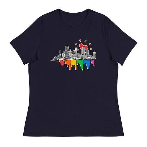 """""""Pittsburgh Drip"""" Women's T-Shirt"""