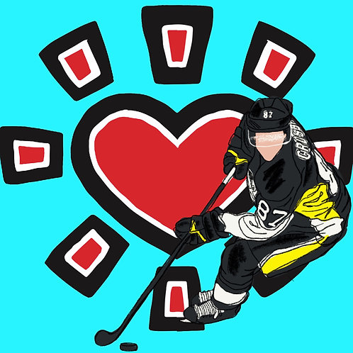 """Digital Sidney Crosby"""