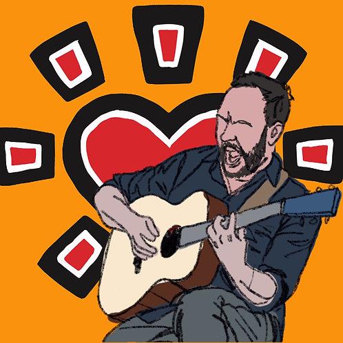 """Digital Dave Matthews"""