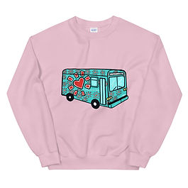 Love Bus Sweater