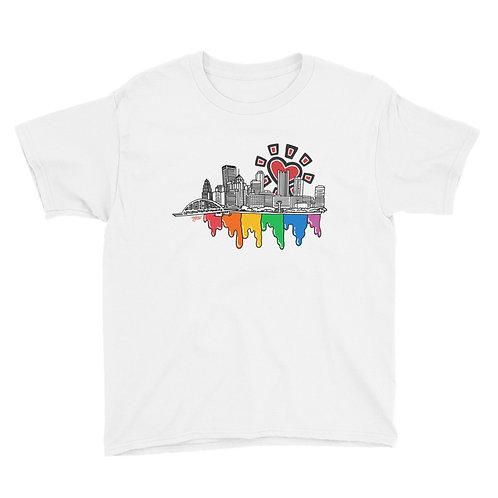 """Pittsburgh Drip"" Youth T-Shirt"