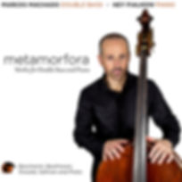 Metamorfora CD - Marcos Machado, double bass and Ney Fialkow, piano