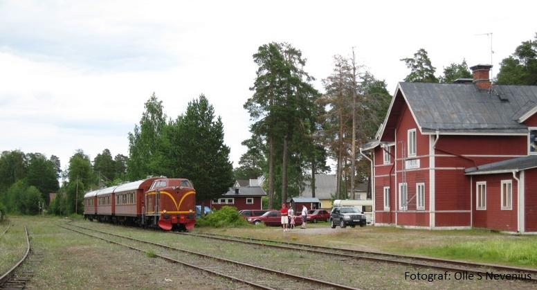 Tåg till Orsayran