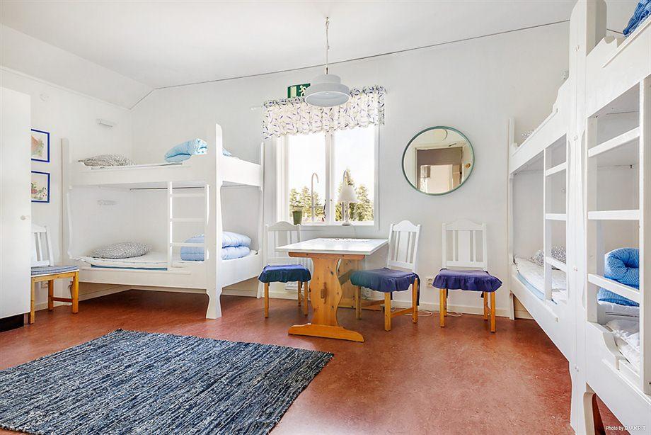 Sovsal för 6 pers/mixed dormitory