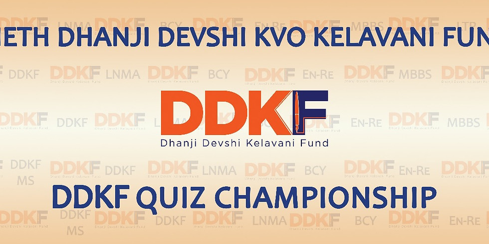 DDKF Quiz Championship 2019 - Finals