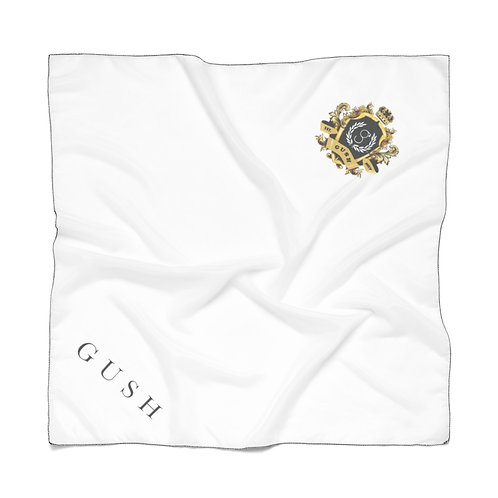 GUSH CREST - Poly Scarf