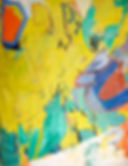 Oil painting drawing abstraction colors