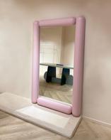 Chunky Mirror Pink
