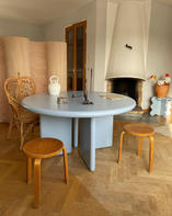 Chunky Round Table