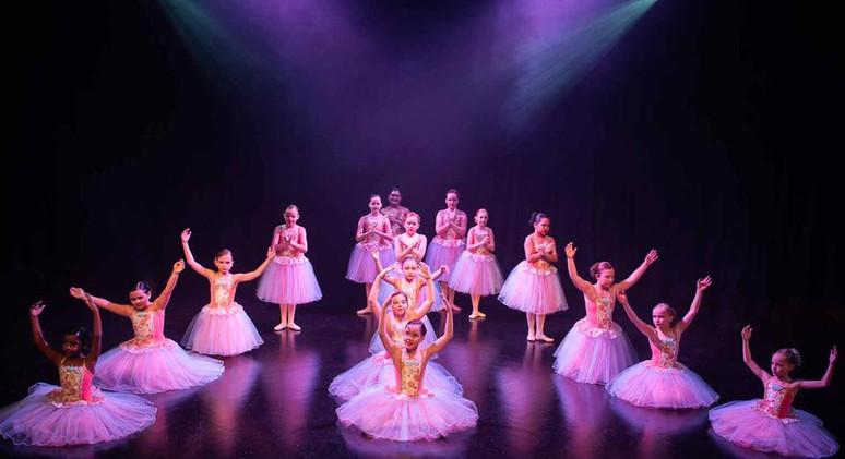 Intermediate Ballet 2019