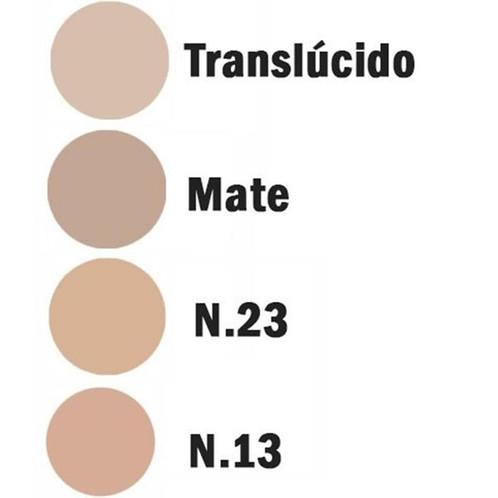 e9fe47e4703 ... tabela de cores Pó Facial Payot Translúcido