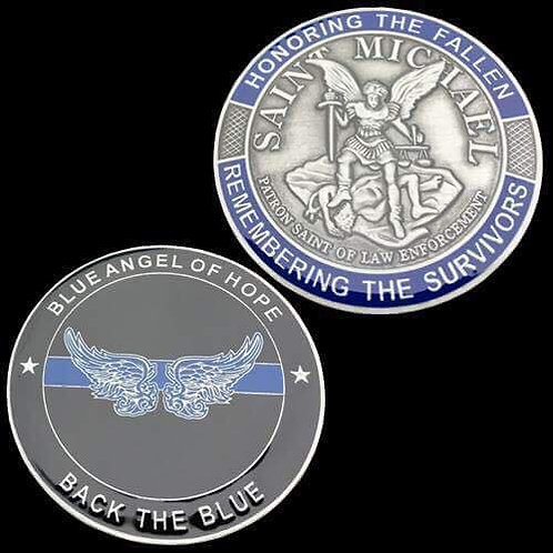 BAOH Challenge Coin