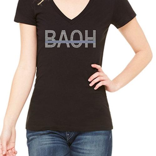 BAOH V-neck Tee