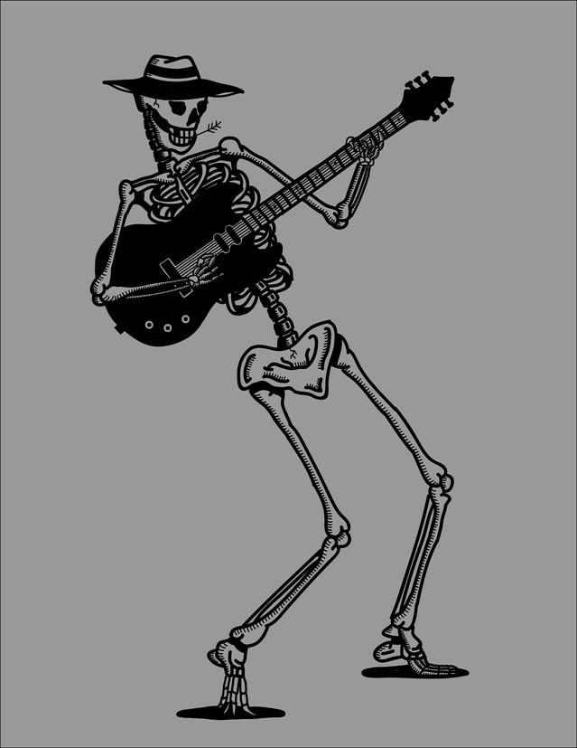 Shredding Skeleton