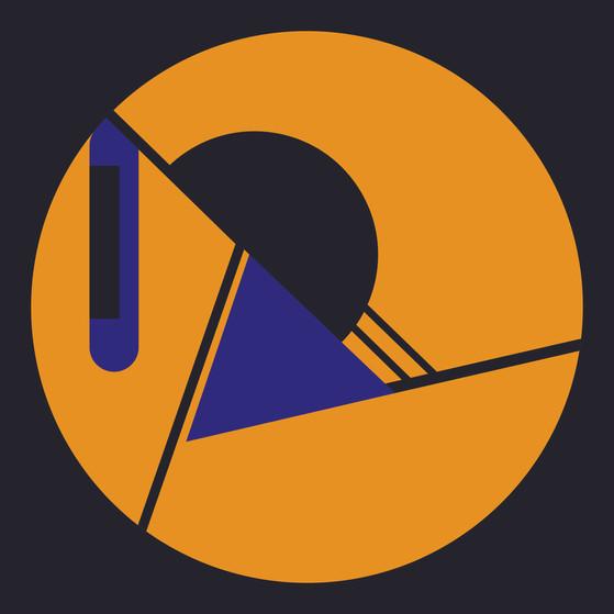 Bauhaus Clockface