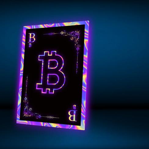 Black Bitcoin