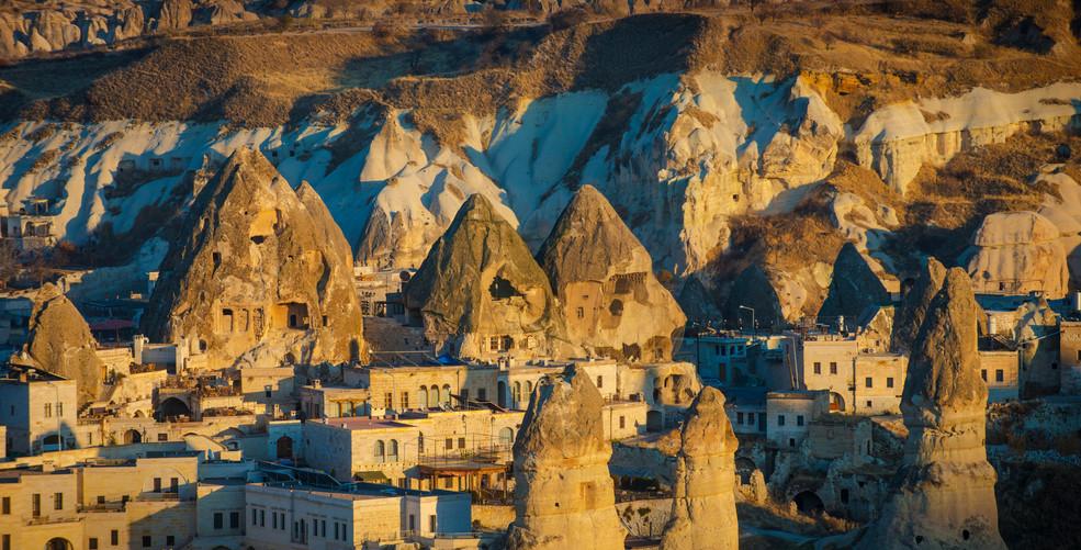 GOREME / CAPPADOCIA