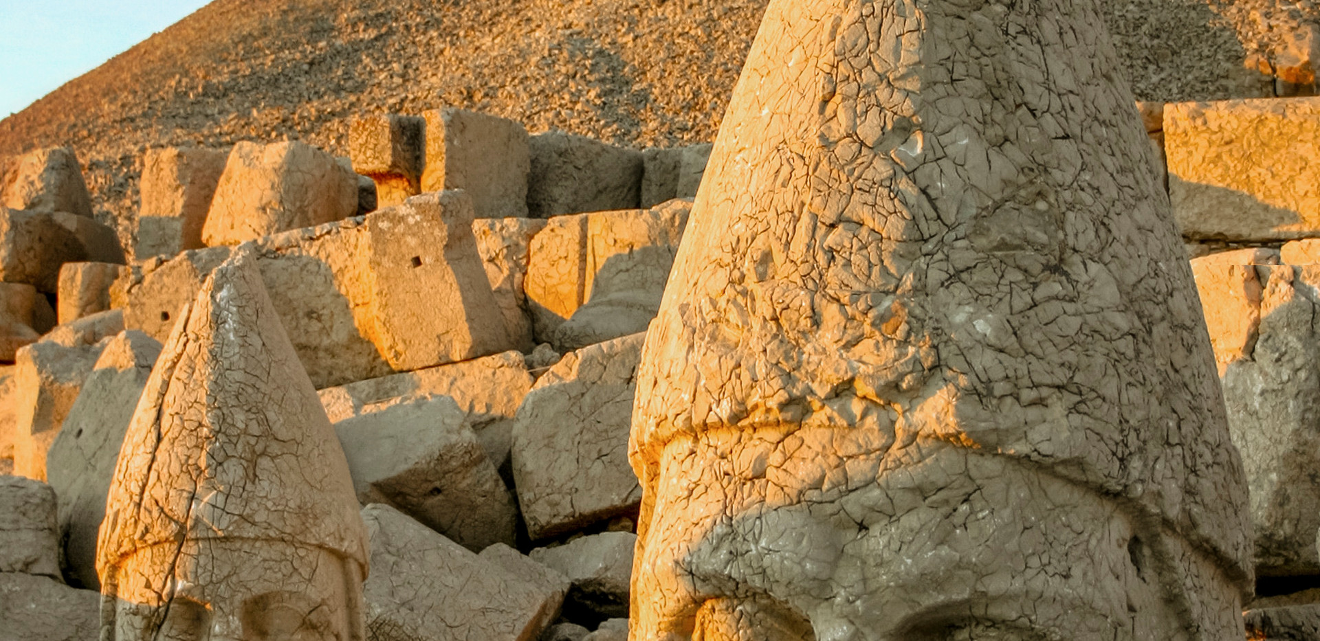 MOUNT NEMRUT / ADIYAMAN