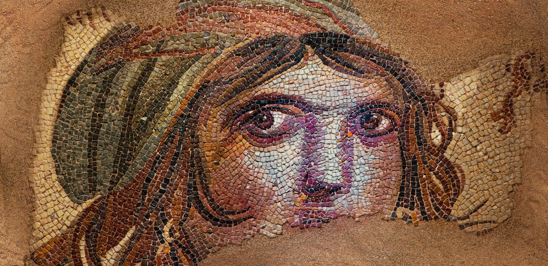 ZEUGMA MOSAIC MUSEUM / GAZIANTEP
