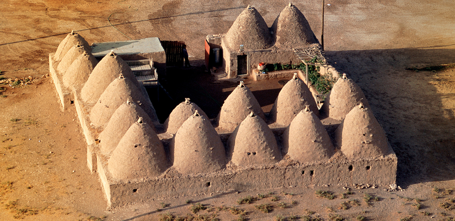 HARRAN HOUSES / URFA