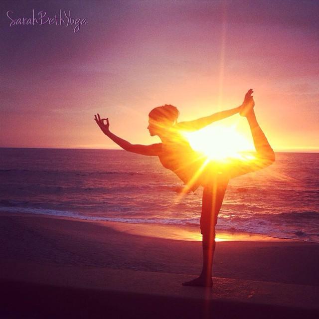 Pure Bliss with SarahBeth Yoga