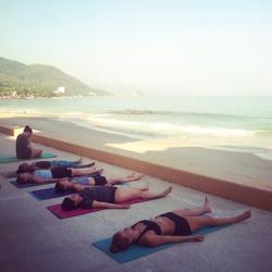 Morning with Sarah Beth Yoga