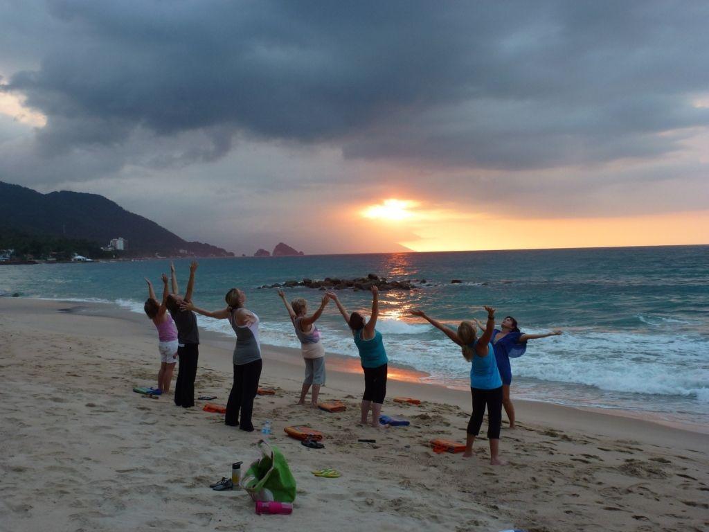 NamasteWorks Yoga Retreat 2014