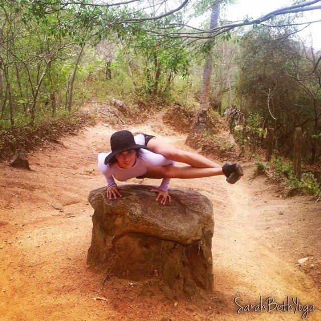 Hiking Yoga with SarahBeth Yoga