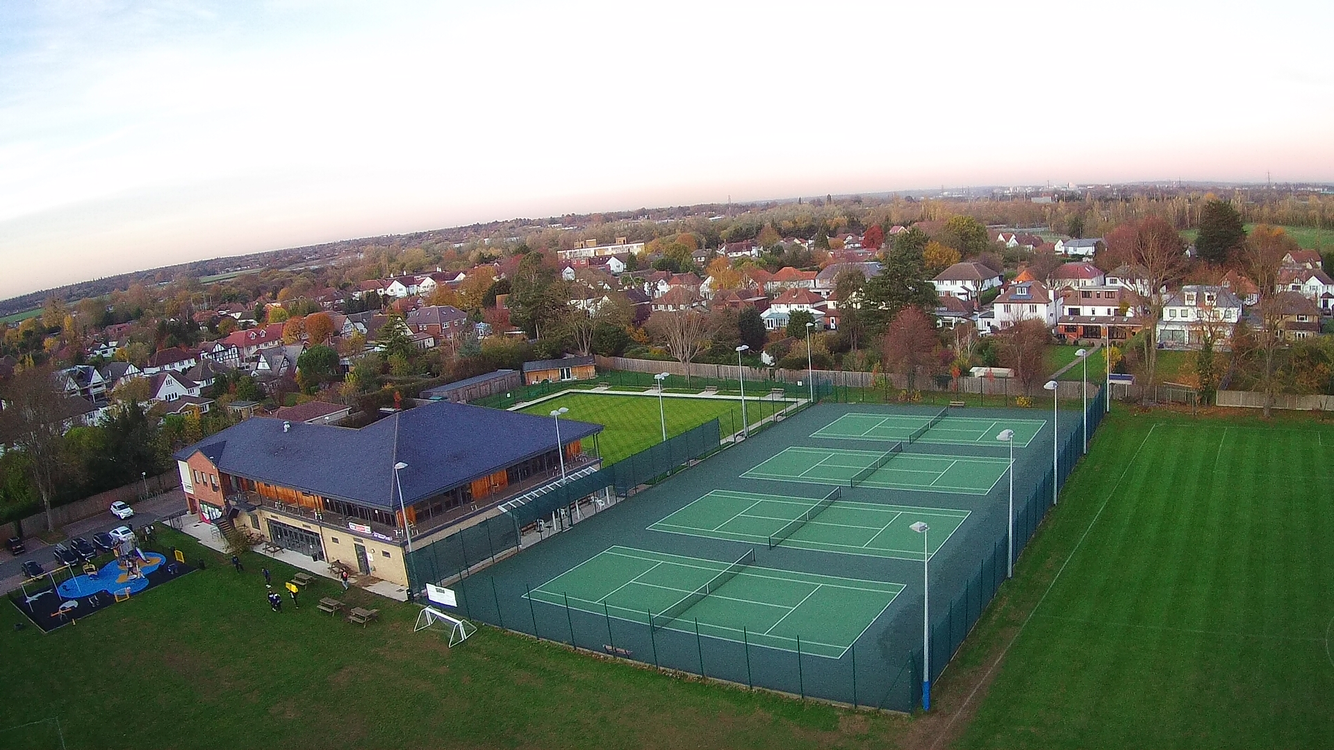 Richings Park Tennis