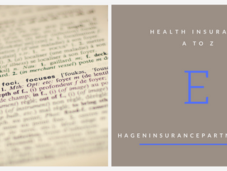 E is for Essential Health Benefits