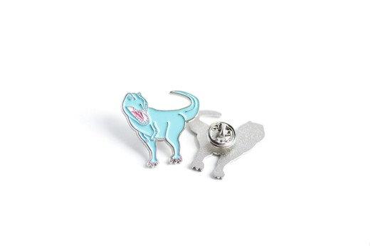 Голубой динозавр